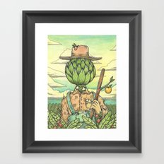 The Hallowed Land of the Monterey Bay Framed Art Print