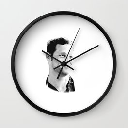 Alex Karev Wall Clock