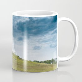 Storm Front over the Hunter Valley, Australian Landscapes Coffee Mug