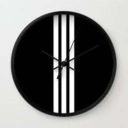 Ultra Minimal III Wall Clock