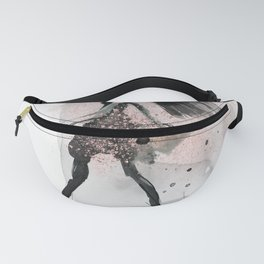 Glam Girl Fanny Pack