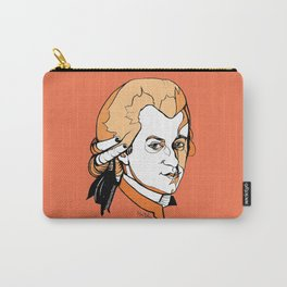 Mozart Composer Mozart Music Composer Vienna Symphony Conductor Italian German English W.A.Mozart Ar Carry-All Pouch