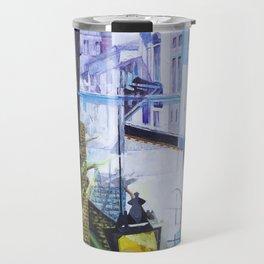 Untitled 1 - (città toscana) Travel Mug