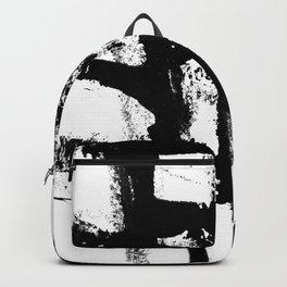 Brush Stroke Art Backpack