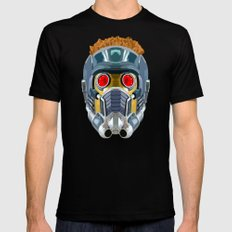 Space Mask Prototype iPhone 4 4s 5 5c 6, pillow case, mugs and tshirt Mens Fitted Tee MEDIUM Black