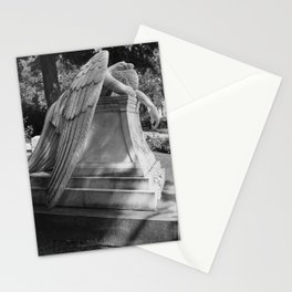 Cemetary4 Stationery Cards