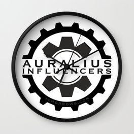 Badge for JC Morrows' Street Team Members Wall Clock