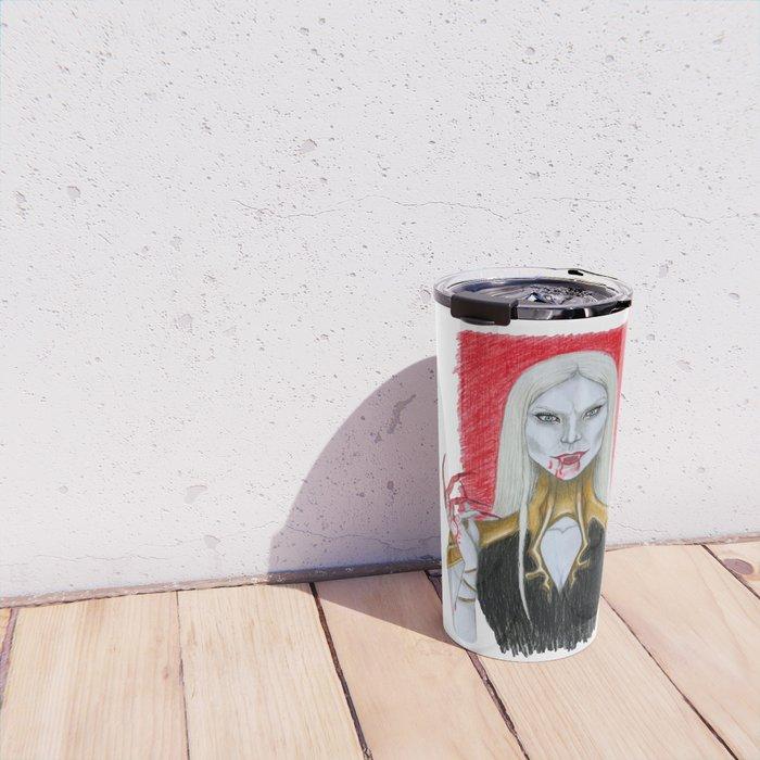 Carmilla (FanArt) Travel Mug