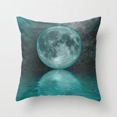 MOON FANTASY Throw Pillow