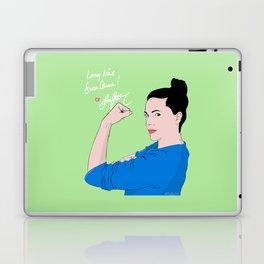 Long live Swan Queen! Laptop & iPad Skin