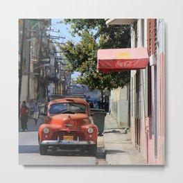 Havana 30 Metal Print