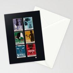 Bond #4 Stationery Cards