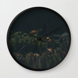 A World Of Growth Wall Clock