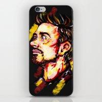 tony stark iPhone & iPod Skins featuring Tony Stark by AlysIndigo