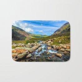 White Rocks     Bath Mat