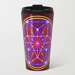 Isocahedron Travel Mug