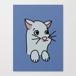 Adopt Theo! Canvas Print