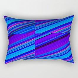 Re-Created Cross No. 7 by Robert S. Lee Rectangular Pillow
