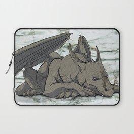 Grey Dragon Laptop Sleeve