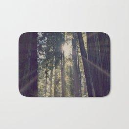 Redwoods Hike Bath Mat