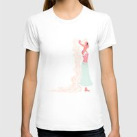 pastel T-shirts featuring Pastel by Anoosha Syed