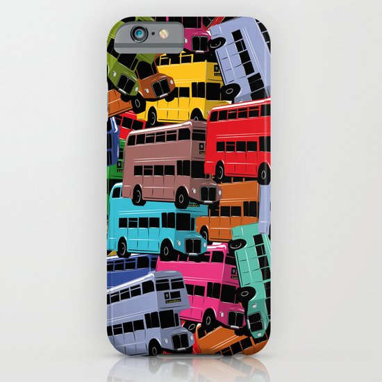 London Calling n°2! iPhone & iPod Case