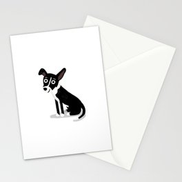 "Custom Artwork, ""Gracie"" Stationery Cards"