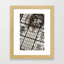 From Where I Stand Framed Art Print