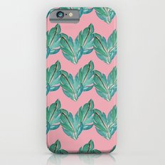 Watercolor Leaves iPhone 6s Slim Case