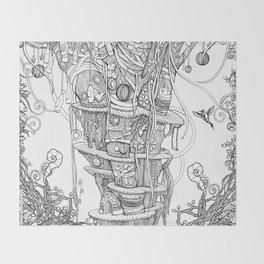 IMAGINATION (metal mug, throw, tapestries) Throw Blanket