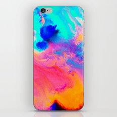 Swoosh iPhone & iPod Skin