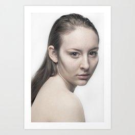 Vanessa Art Print