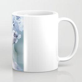 Frühlingsherz blue Coffee Mug