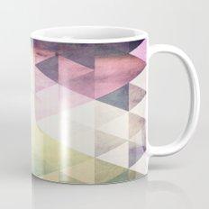 Geometric Groove Coffee Mug