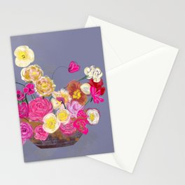 The arrangement Stationery Cards