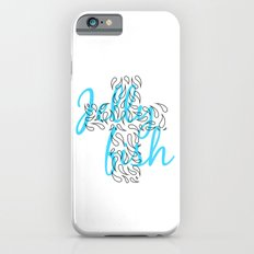 Jellyfish Cross Slim Case iPhone 6s