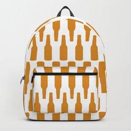 Beer bottle ORANGE Backpack