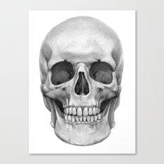 Skull G127 Canvas Print