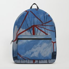 Distractions Backpack