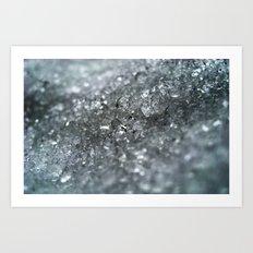 Ice Forever Art Print
