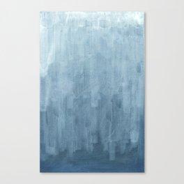 Abstract  / Latvian Winter Canvas Print