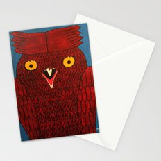 Not So Wise Stationery Cards