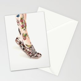 Shoes II Stationery Cards