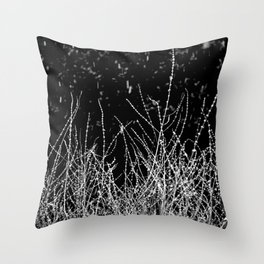 SAGE SKELETON Throw Pillow