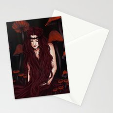Keeper of the forest Stationery Cards