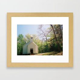 Sanctuary Framed Art Print