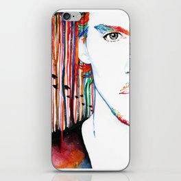 The Stuff We're Made Of iPhone Skin