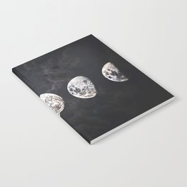 Mistery Moon Notebook