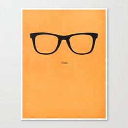 Cudi Opticals Canvas Print