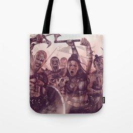 Army of Savages Tote Bag